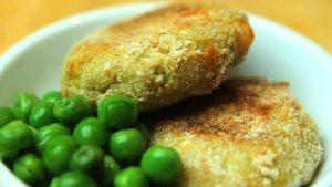 Sole Fish Cakes