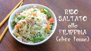 riso alla filippina per sito