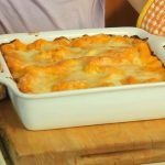 Thanksgiving Pumpkin Lasagne