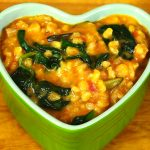 Creamy barley risotto with greens recipe – San Valentine