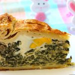 Italian vegetable Easter pie – torta pasqualina