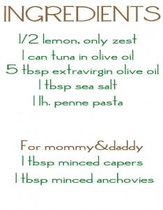 tuna lemon pasta5