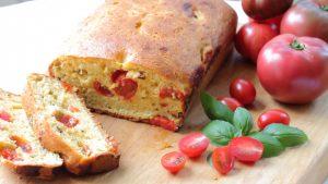 Tomato bread loaf recipe