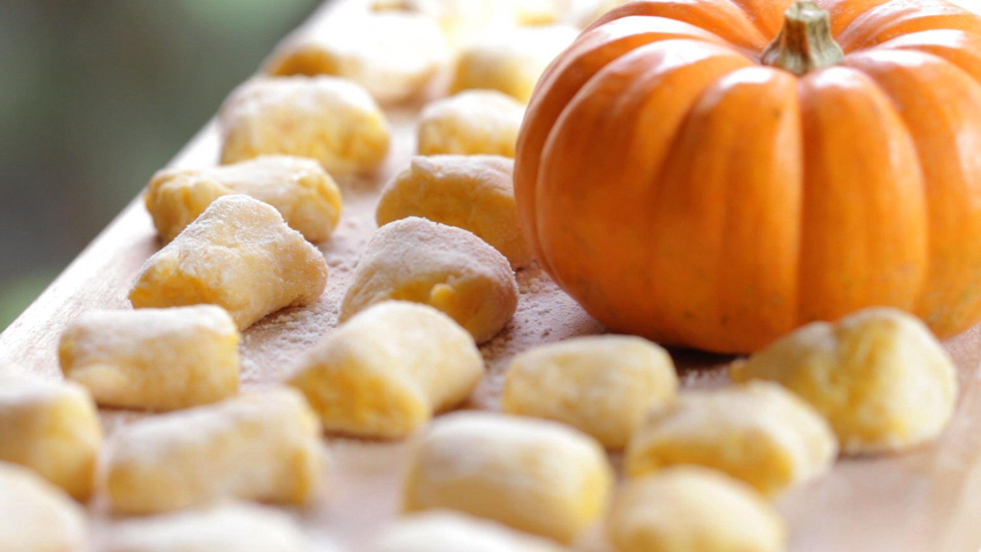 Pumpkin Parisian Gnocchi Recipe — Dishmaps