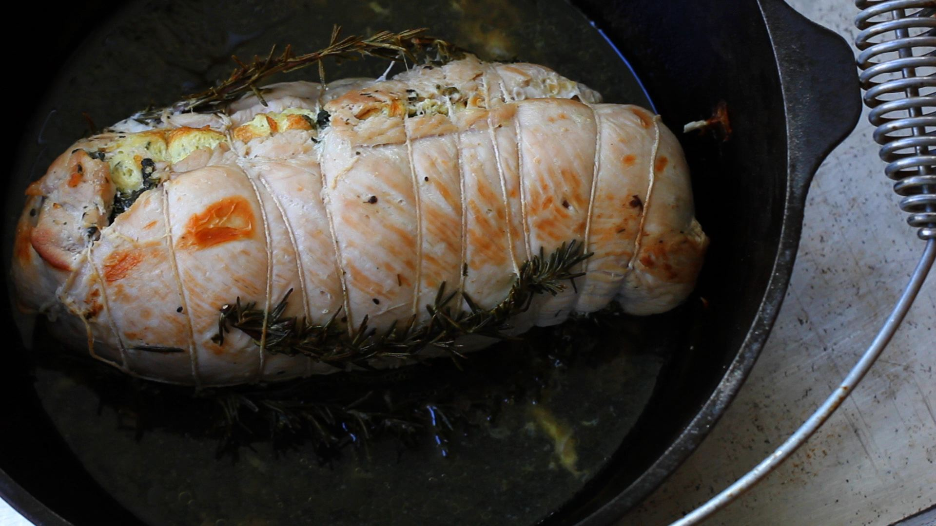 ed turkey breast stuffed roast turkey breast every nook cranny how to ...