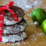Chocolate salami cookies for Xmas – no eggs no bake