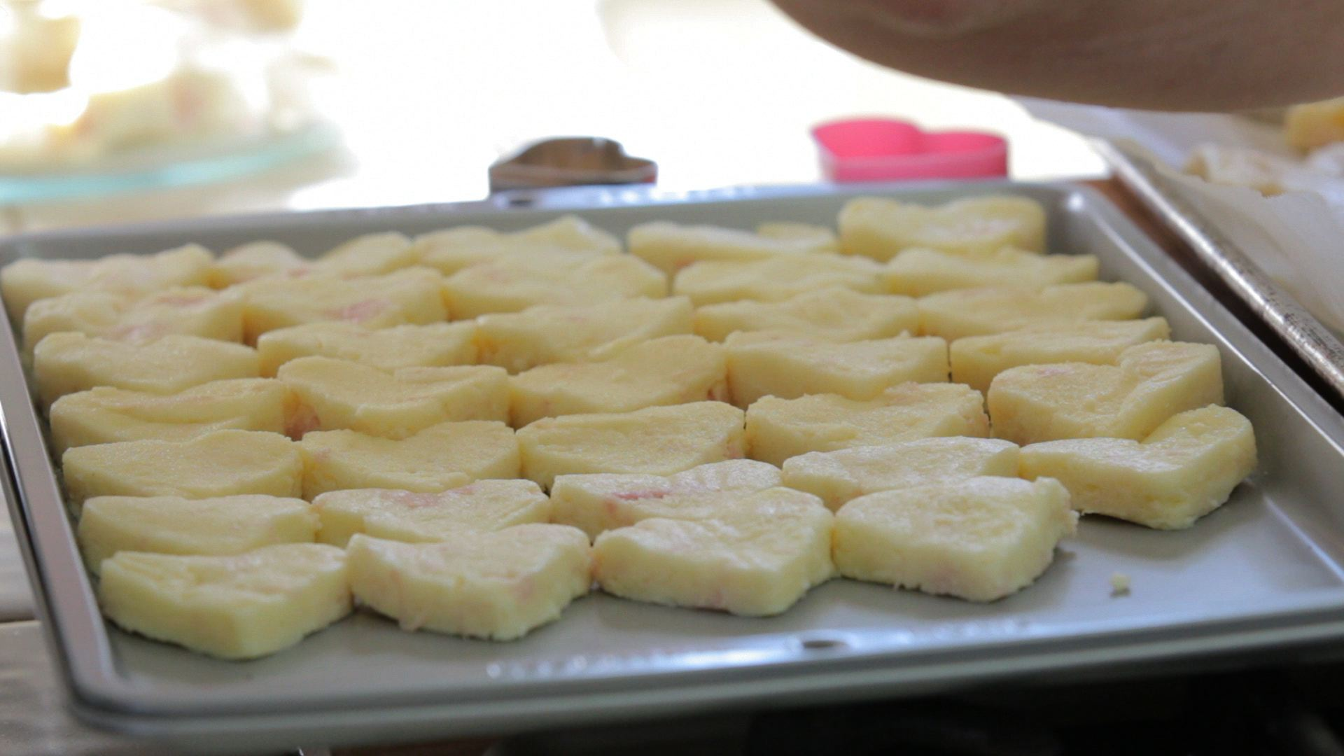 Semolina Gnocchi Recipe — Dishmaps