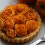 Rose Apple Tart – mother's day