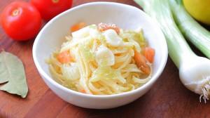 spring onion pasta3