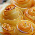 Tortine di rose alle mele – Festa della mamma