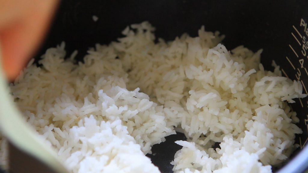 chicken rice apple puree10