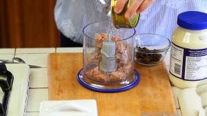 cucumber cups with tuna9