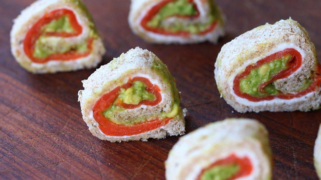 smoked salmon rolls2