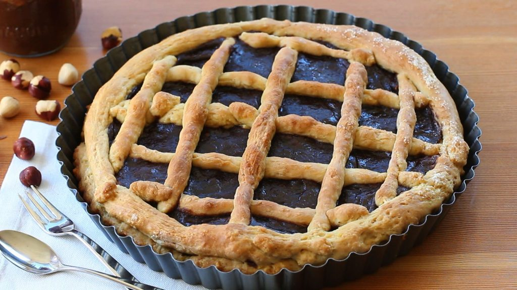 crostata nutella21