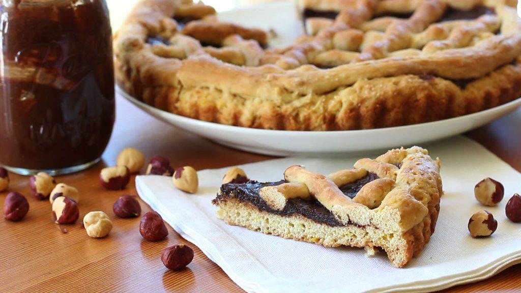 crostata nutella3