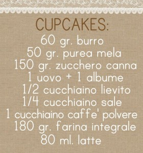 cupcake tiramisu ingred