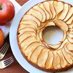 Apple cake – gluten free