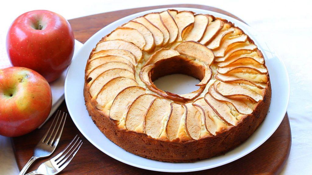 glutenfree apple cake2