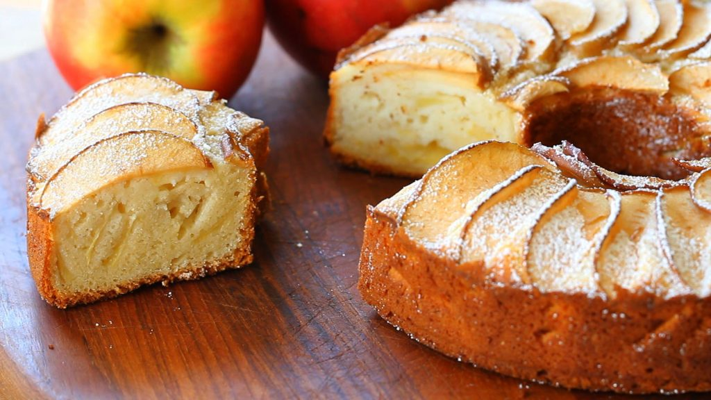 glutenfree apple cake6