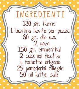 panini ingred
