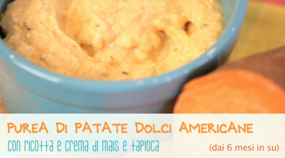 pappa patate americane