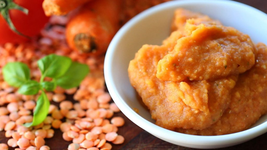 red lentils puree6
