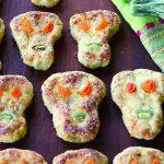 Chicken zucchini skulls patties