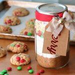 Biscottini di Natale nel vasetto – regali da mangiare
