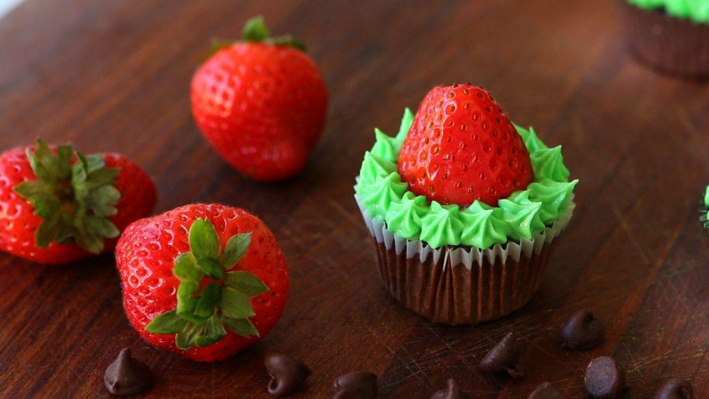 xmas cupcakes5