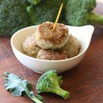 Polpette di broccoli e carne