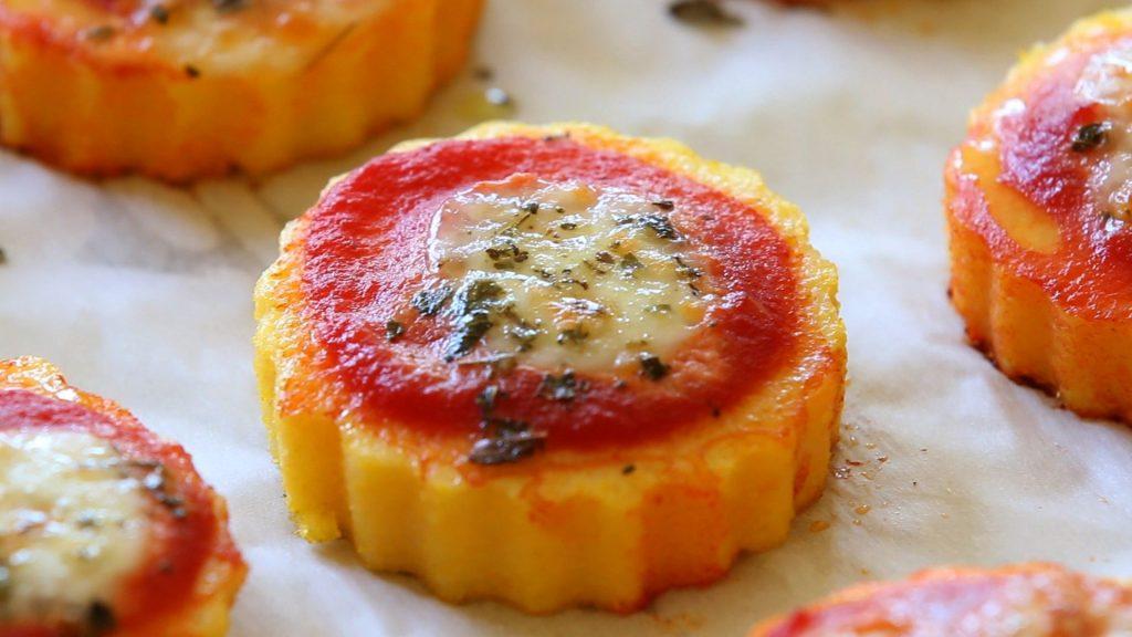 pizzette polenta6