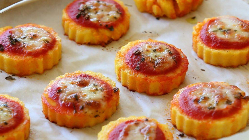 pizzette polenta7