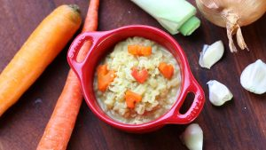 Chicken soup with noodles (pastina) recipe - how to boost your immune system