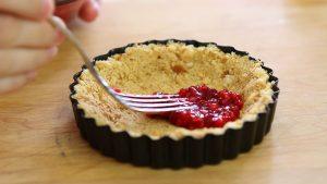 choco raspberry tart17