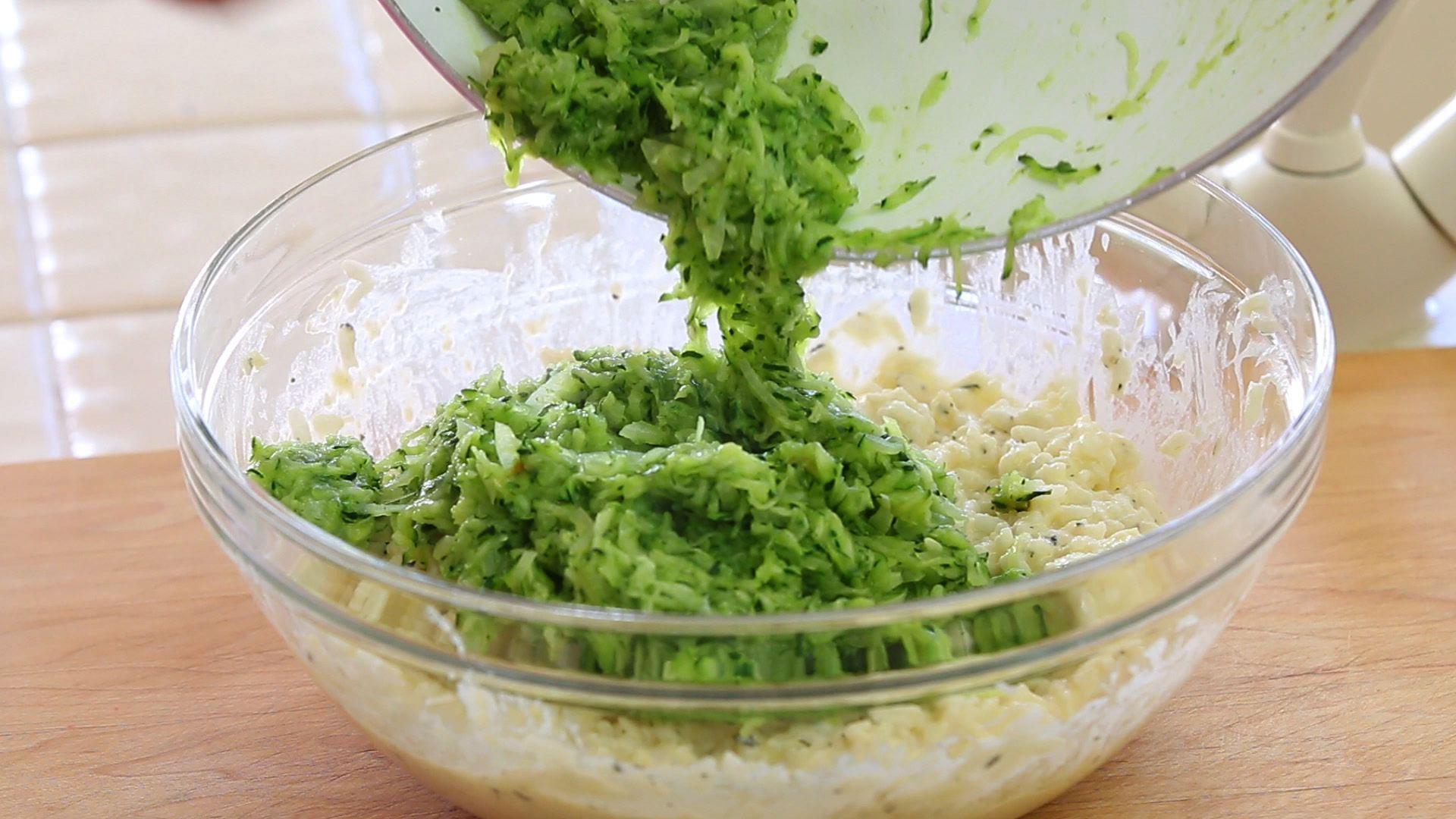 Zucchini And Rice Pie Recipe Buona Pappa