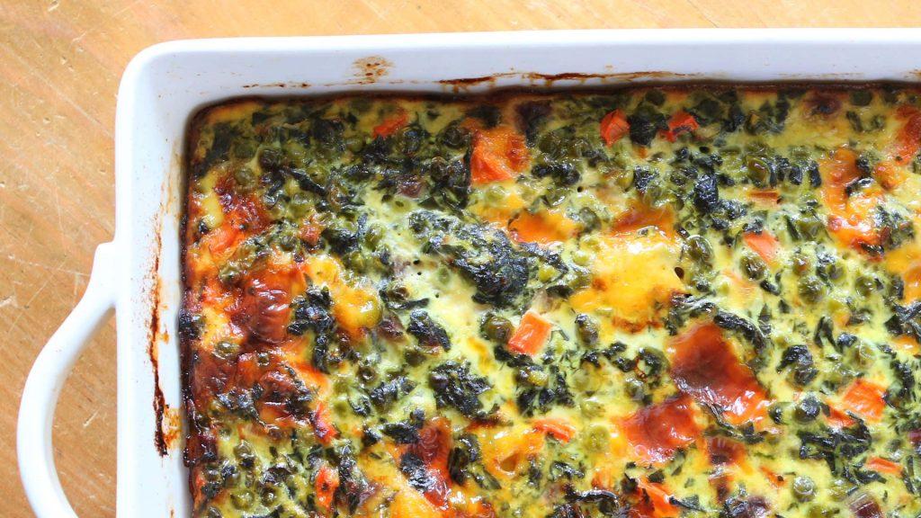 vegetable frittata20