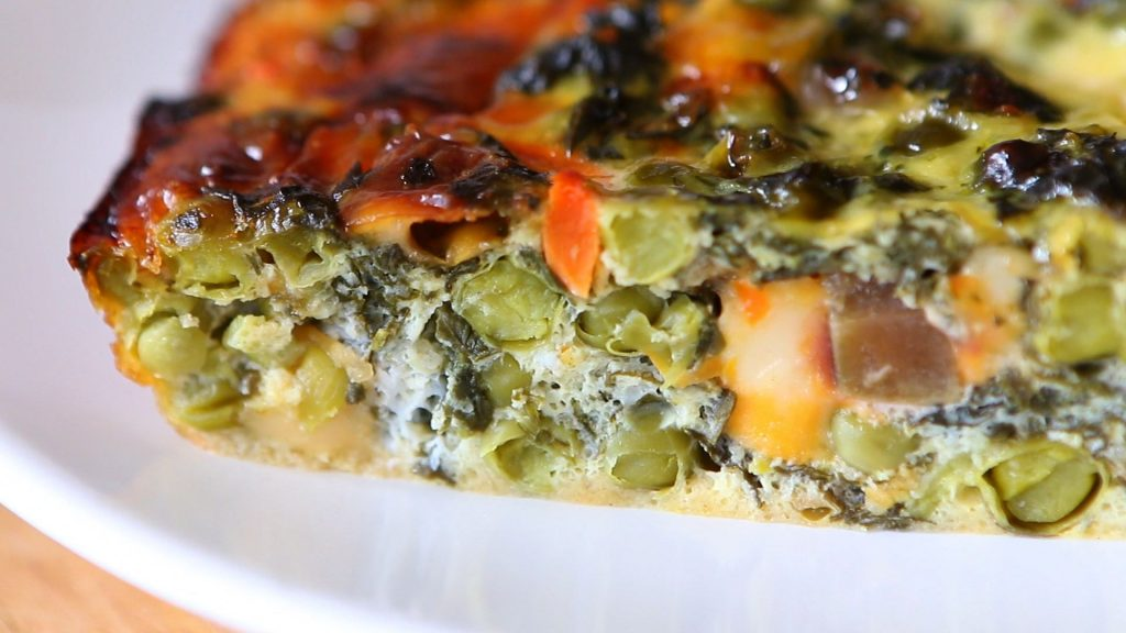 vegetable frittata5