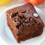 Guilt Free Chocolate Brownies Recipe- healthy and vegan