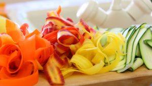 zucchini rose tart11