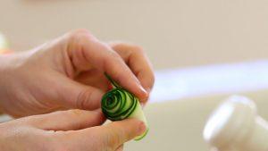zucchini rose tart13