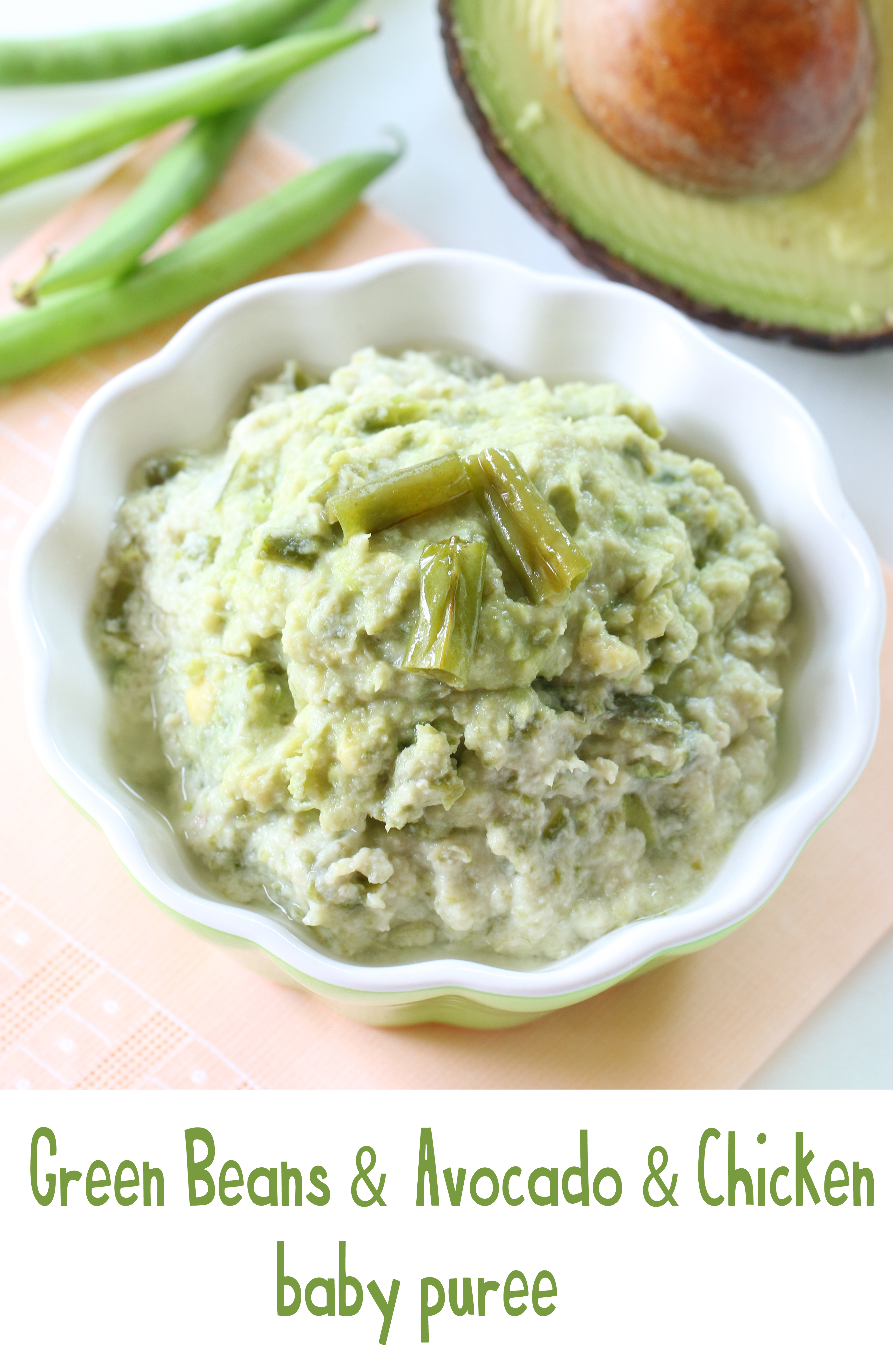 Meat Puree Baby Food Recipes