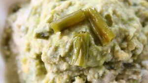 green beans chicken baby food5