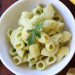 Pasta alla crema di Carciofi e Rucola