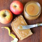 Apple butter spread – without butter
