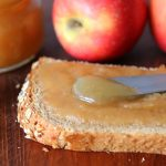 Burro di mele senza burro