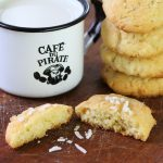 Dairy Free Coconut cookies
