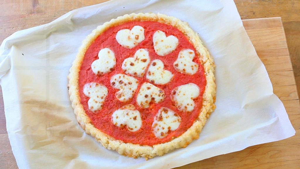 rice pizza