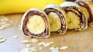 rotolini banana