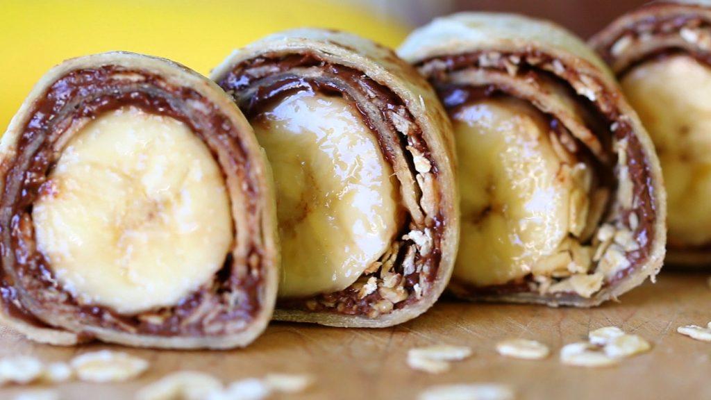 rotolini banana2