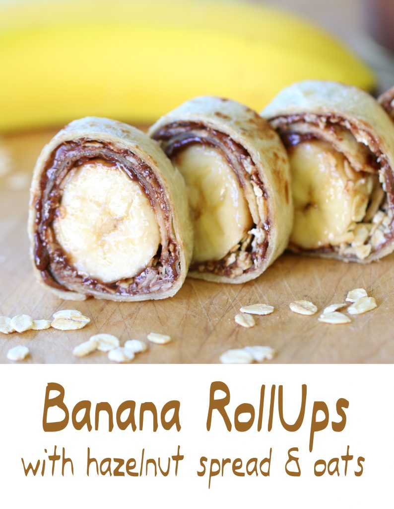banana rollups long